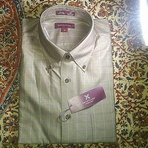 Nordstrom Smartcare Button Down Dress Shirt, XL